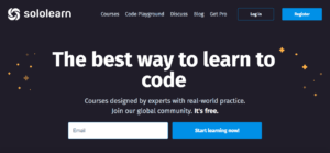 learn coding at solo learn