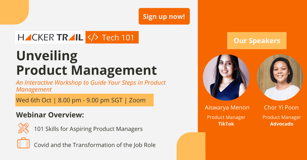 Tech 101: Unveiling Product Management with PMs from TikTok and Advocado