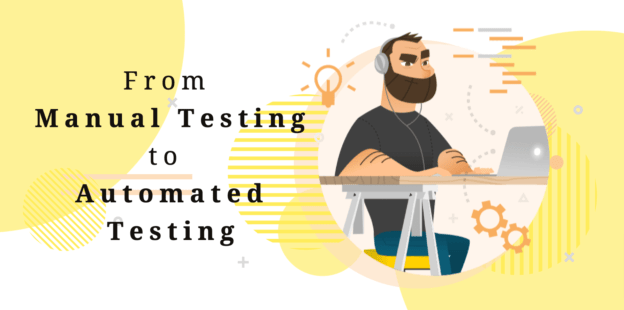 Manual to automated testing
